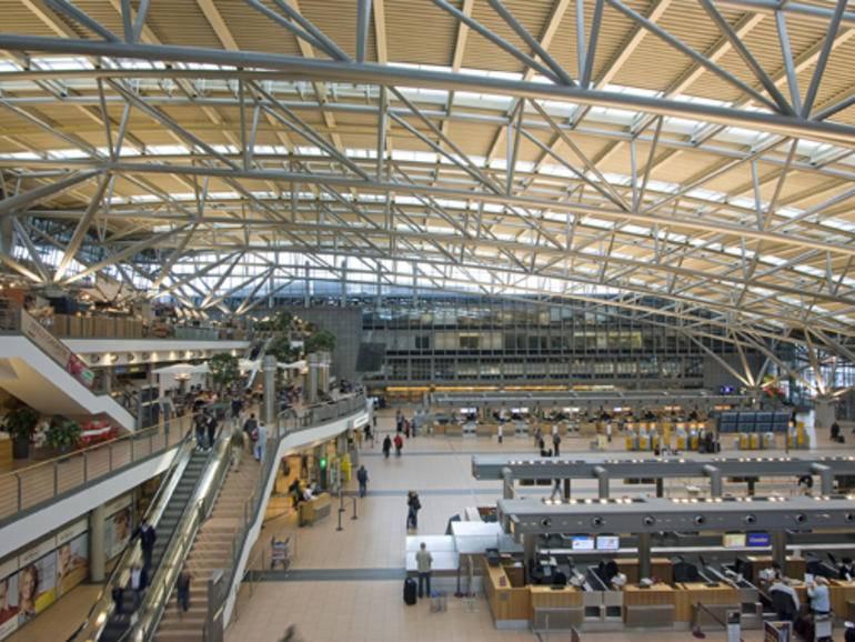 Международный аэропорт гамбурга: как ориентироваться