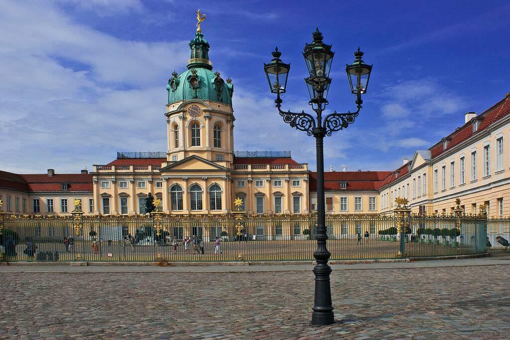 Дворец-музей шарлоттенбург