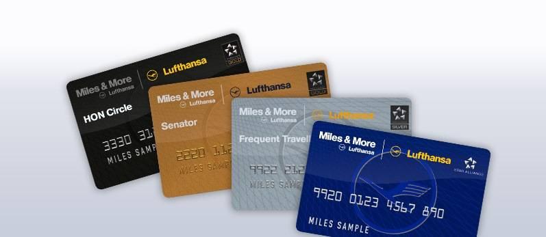 Как накапливать бонусы и получать подарки в программе Miles and More от Lufthansa