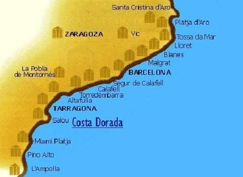 Топ-10 лучших курортов коста-дорада в испании: обзор