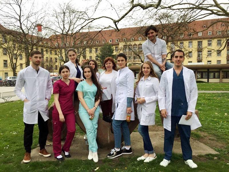 Зарубежные стажировки врачей и медицинского персонала