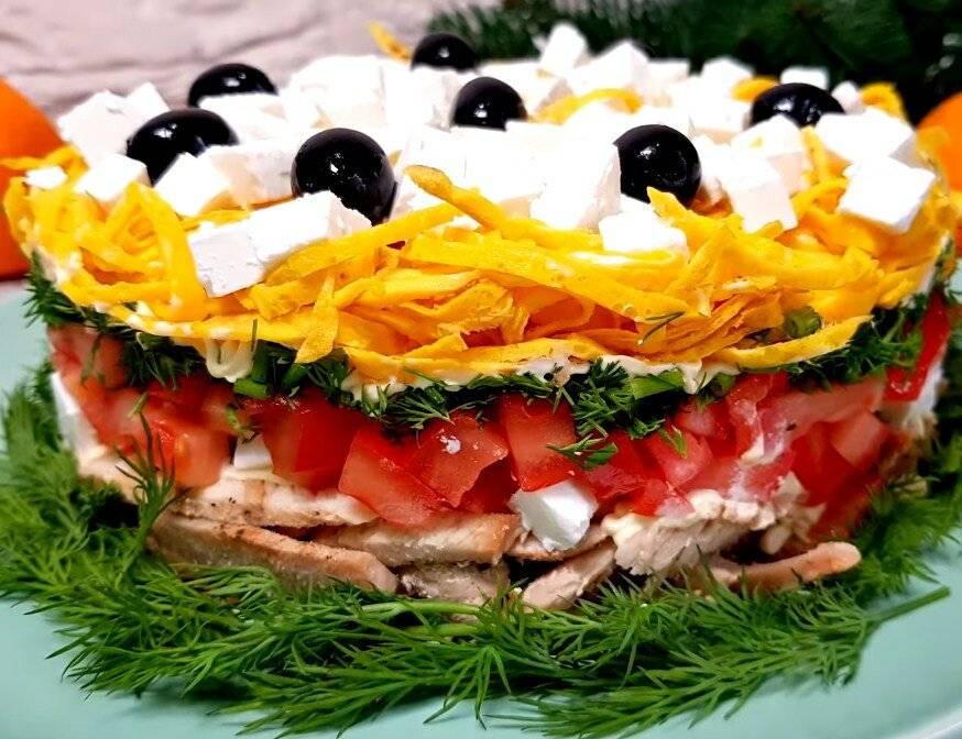 Берлинский салат — лучшие рецепты. как правильно и вкусно приготовить берлинский салат.