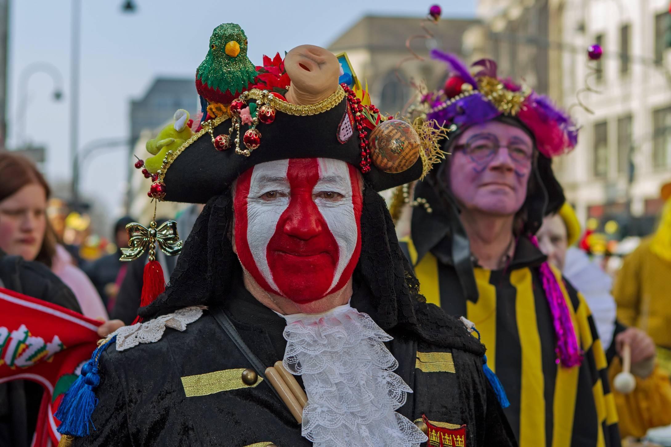 Кёльнский карнавал. kölner karneval