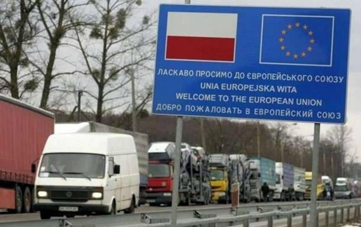 С какими странами граничит польша: пункты пропуска и правила пересечения