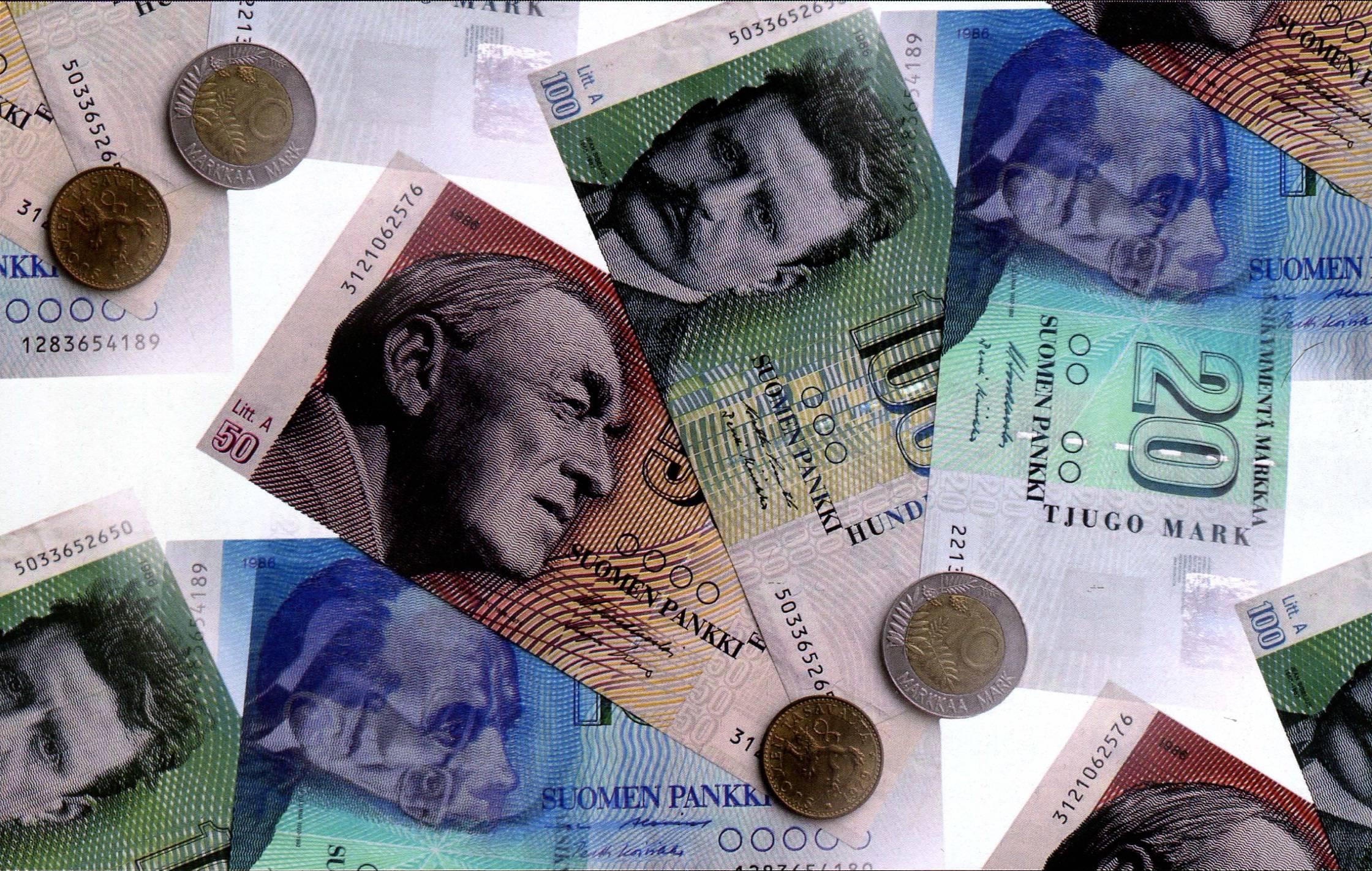 Валюта и осуществление финансовых операций в Финляндии в 2021 году