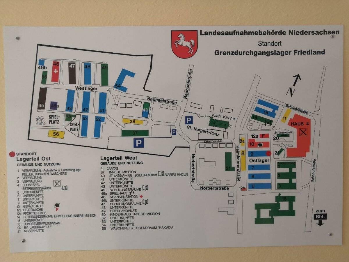 Лагеря в германии в 2021 году для беженцев и переселенцев