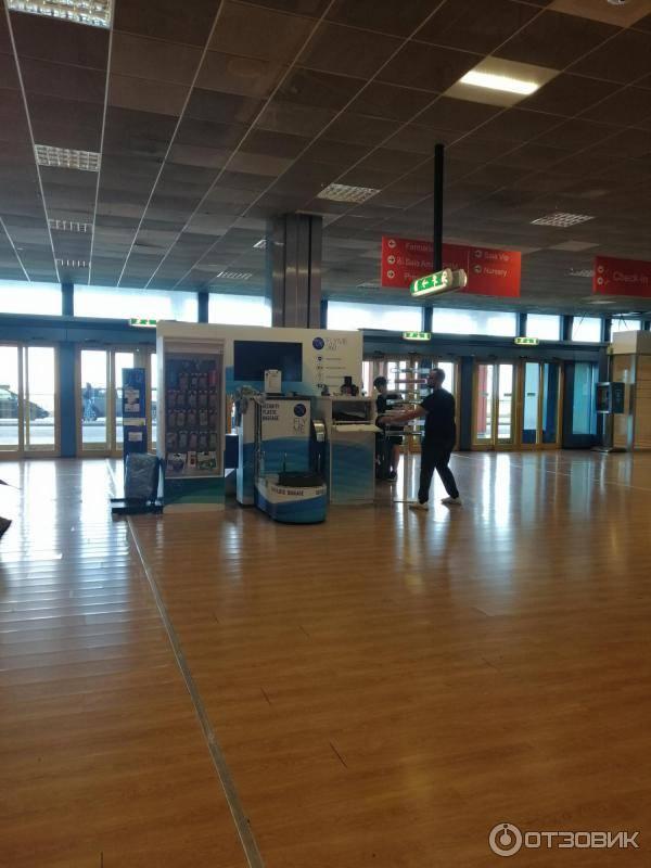 Международные аэропорты сицилии: как добраться