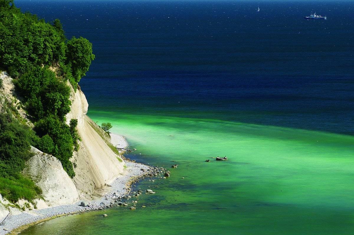 Отдых на острове рюген в германии: как добраться