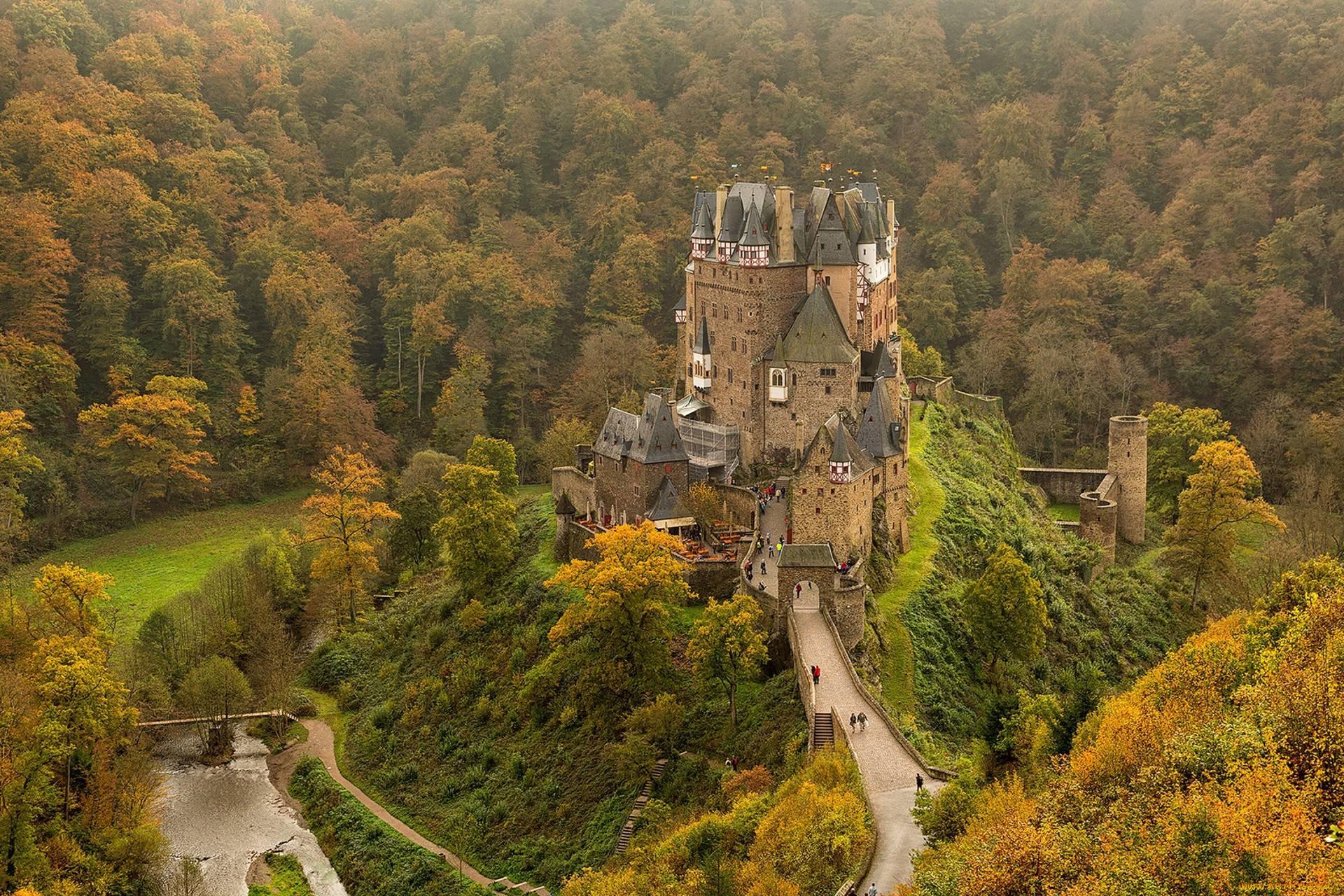 Замок эльц в германии: история, как добраться, фотографии замка