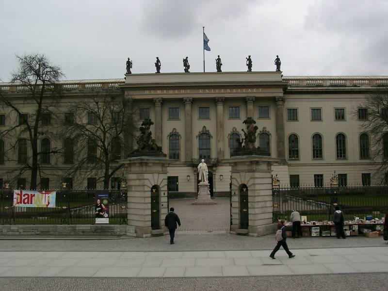 Как поступить в берлинский технический университет