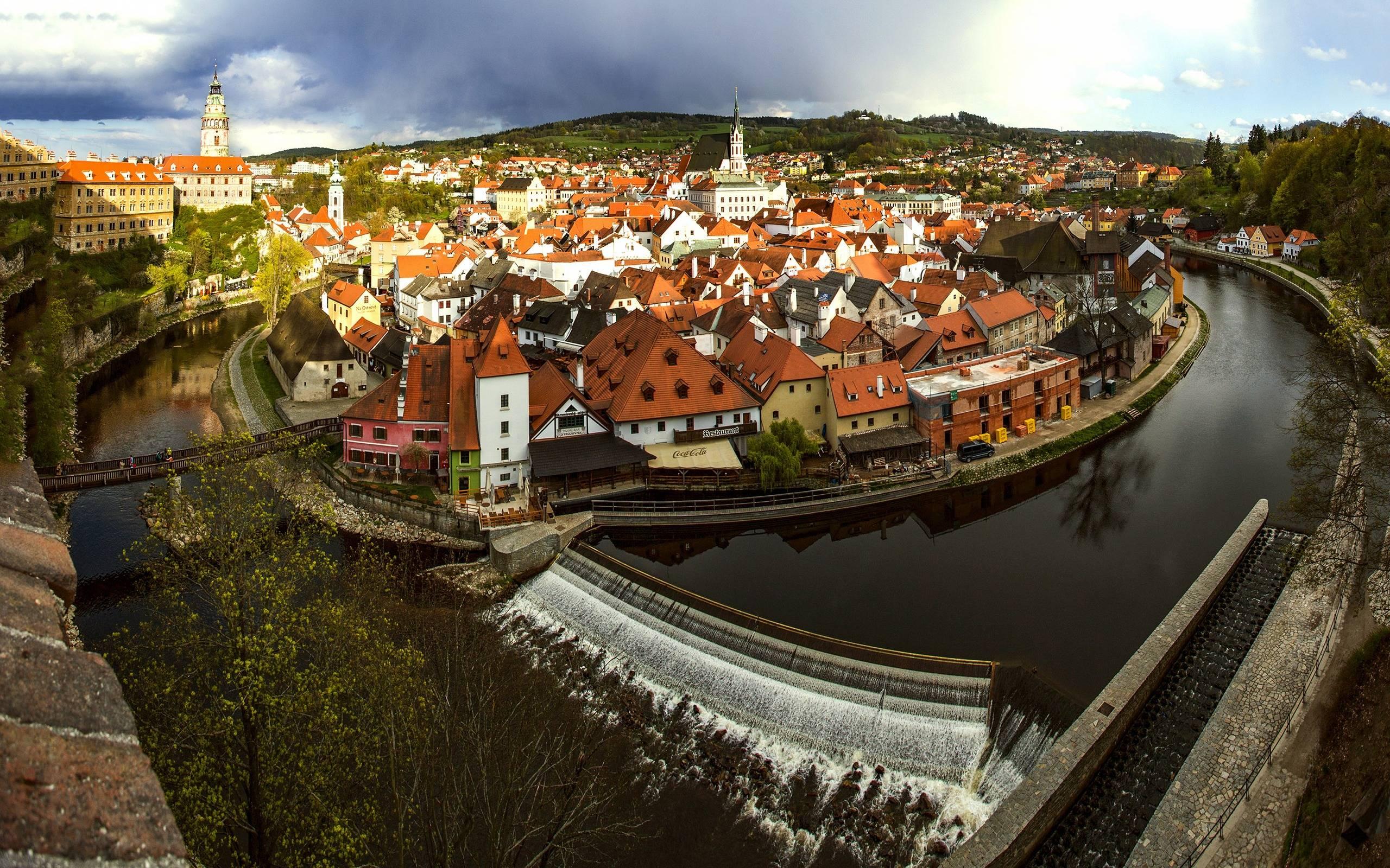 Экскурсии из праги в чешский крумлов