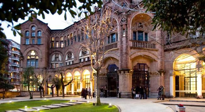 Iab – институт искусств в барселоне (institute of the arts barcelona)