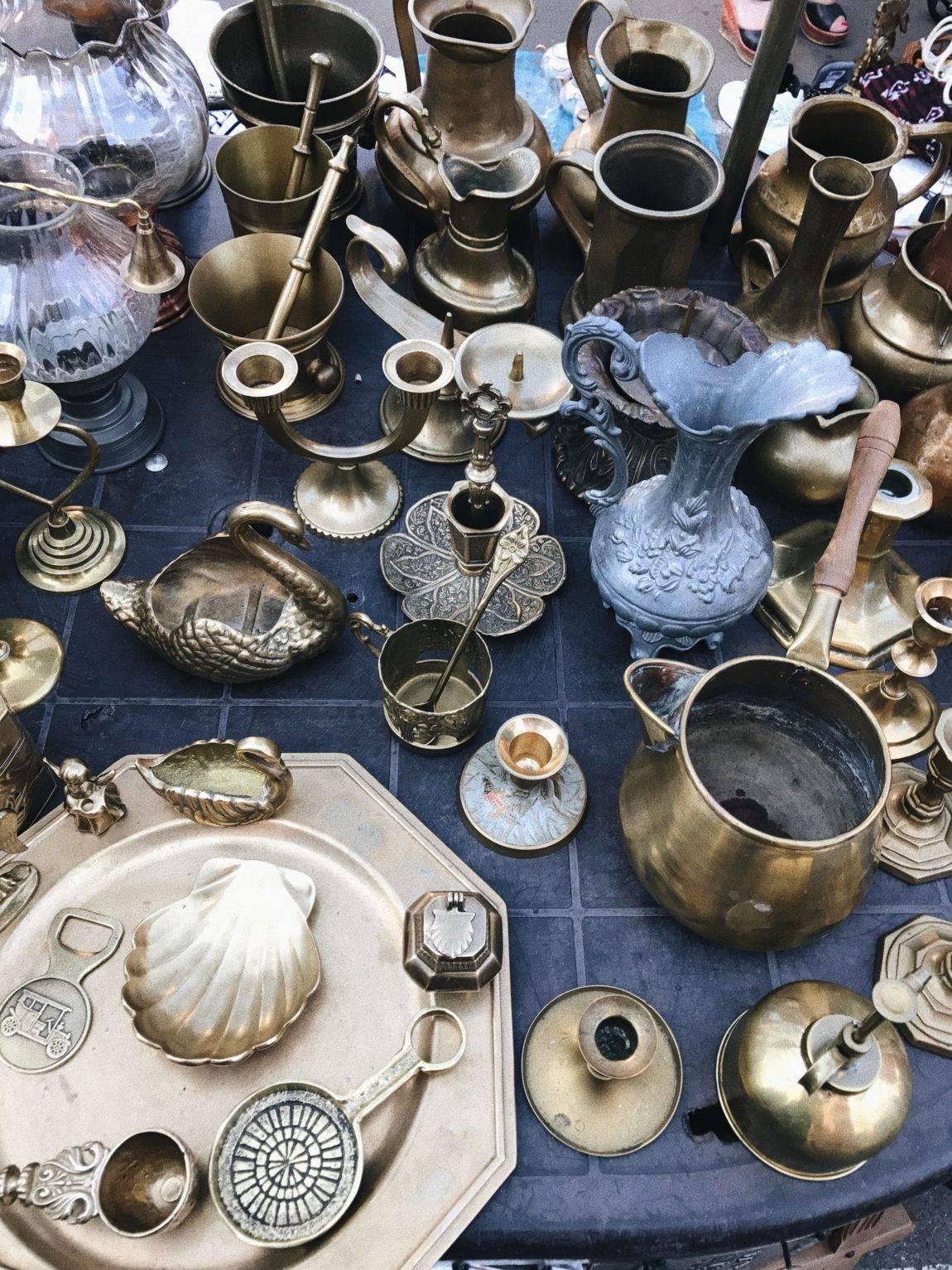 Сокровищница времени: лучшие блошиные рынки мира. где искать эксклюзивные вещи и предметы старины?   блог comfy