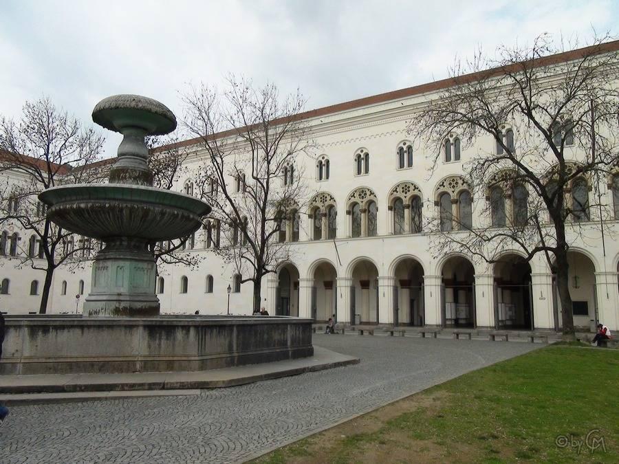 Поступление и обучение в мюнхенском университете людвига-максимилиана