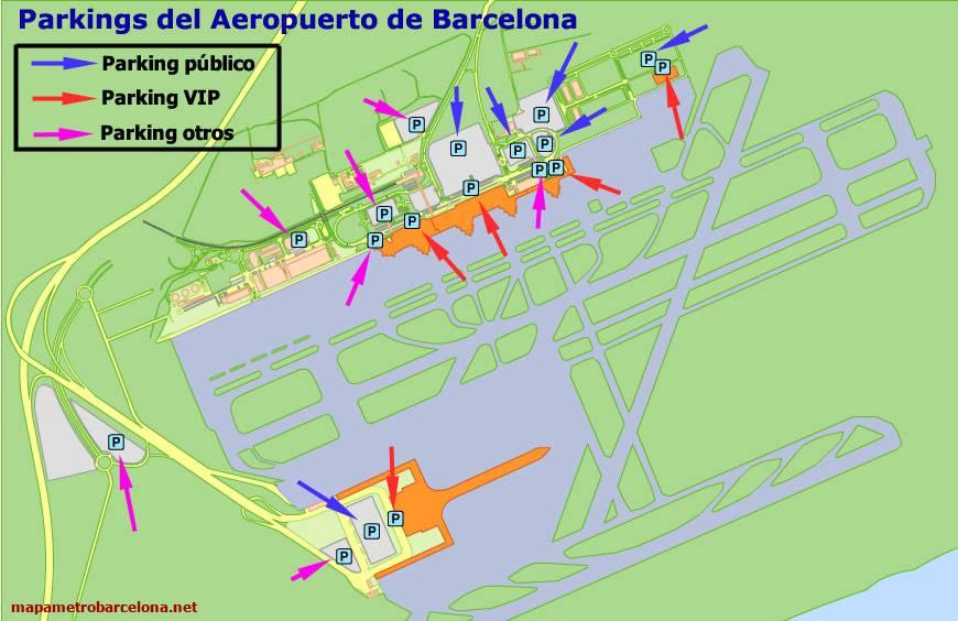 Как добраться до барселоны из аэропорта эль прат - путеводитель барселона тм
