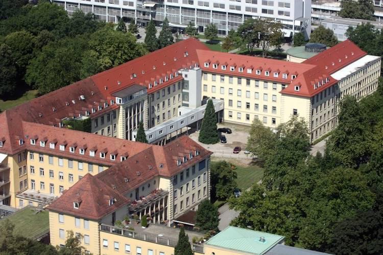 Университетская клиника регенсбурга