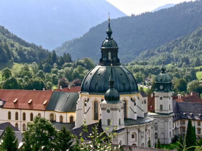 Как добраться до монастыря этталь
