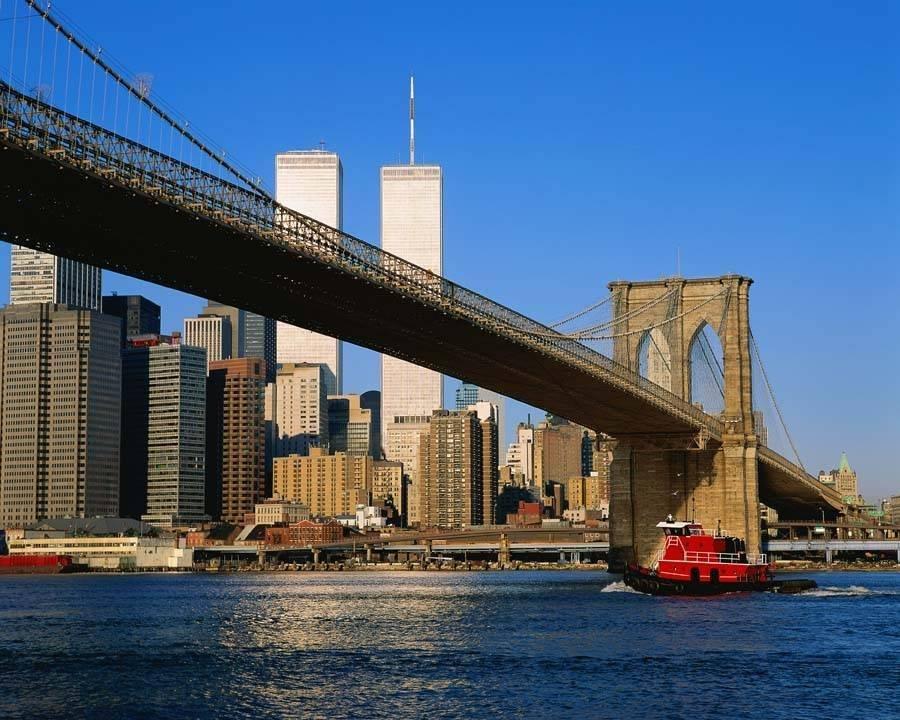 Бруклинский мост: история, описание, фото
