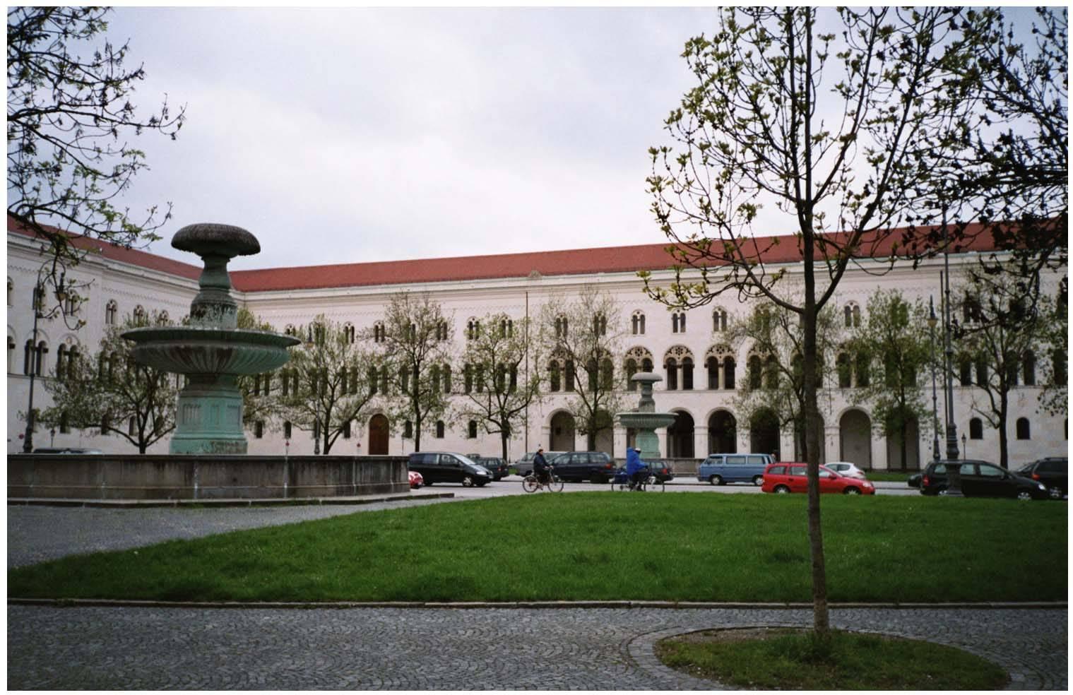 Мюнхенский университет людвига-максимилиана: описание, адрес, время работы - достопримечательности мюнхена
