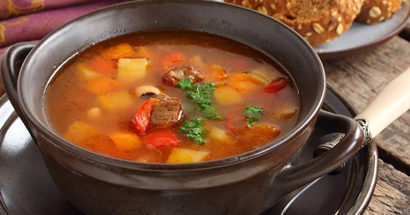 История возникновения знаменитого супа немецкого айнтопф