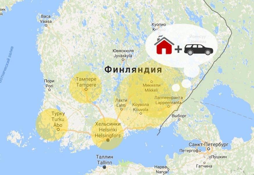 Путешествие по финляндии на машине: куда съездить и что посмотреть - gkd.ru