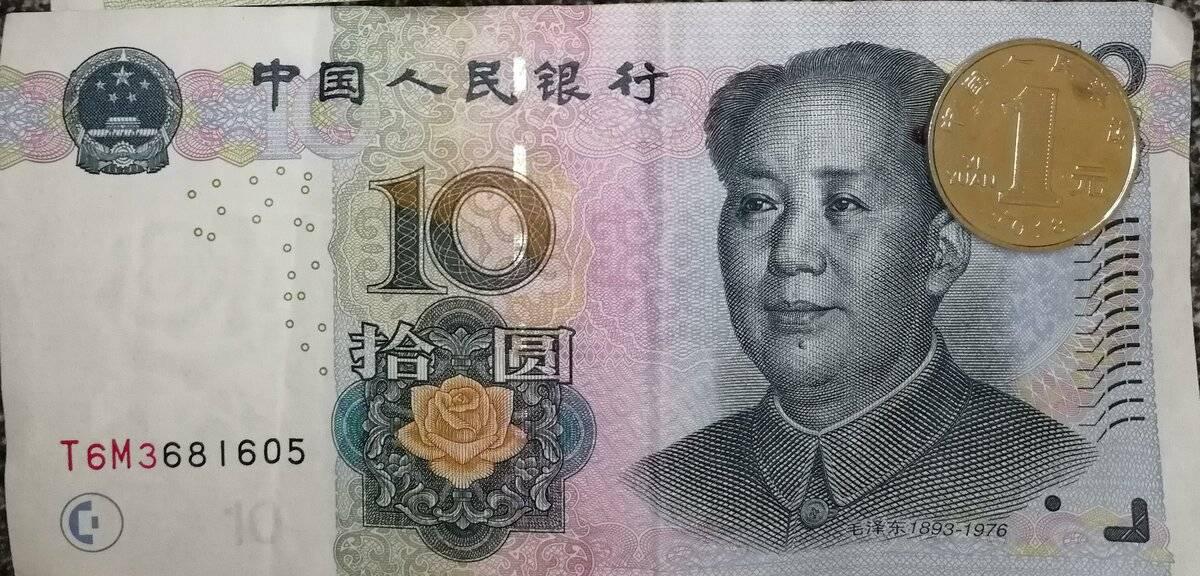Валюта китая | про китай