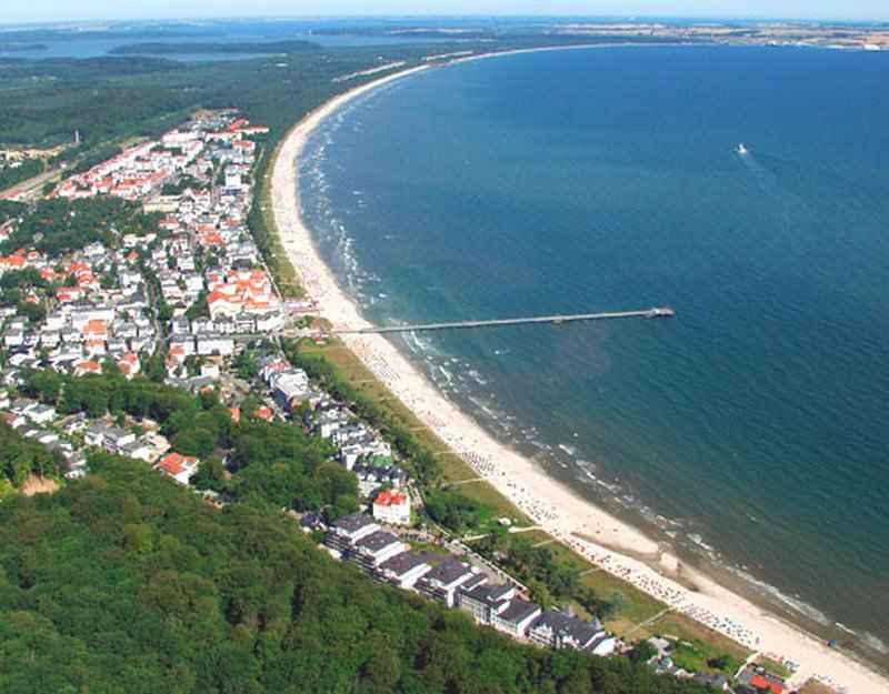 На пляж в германию – путешествие по островам балтики и северного моря