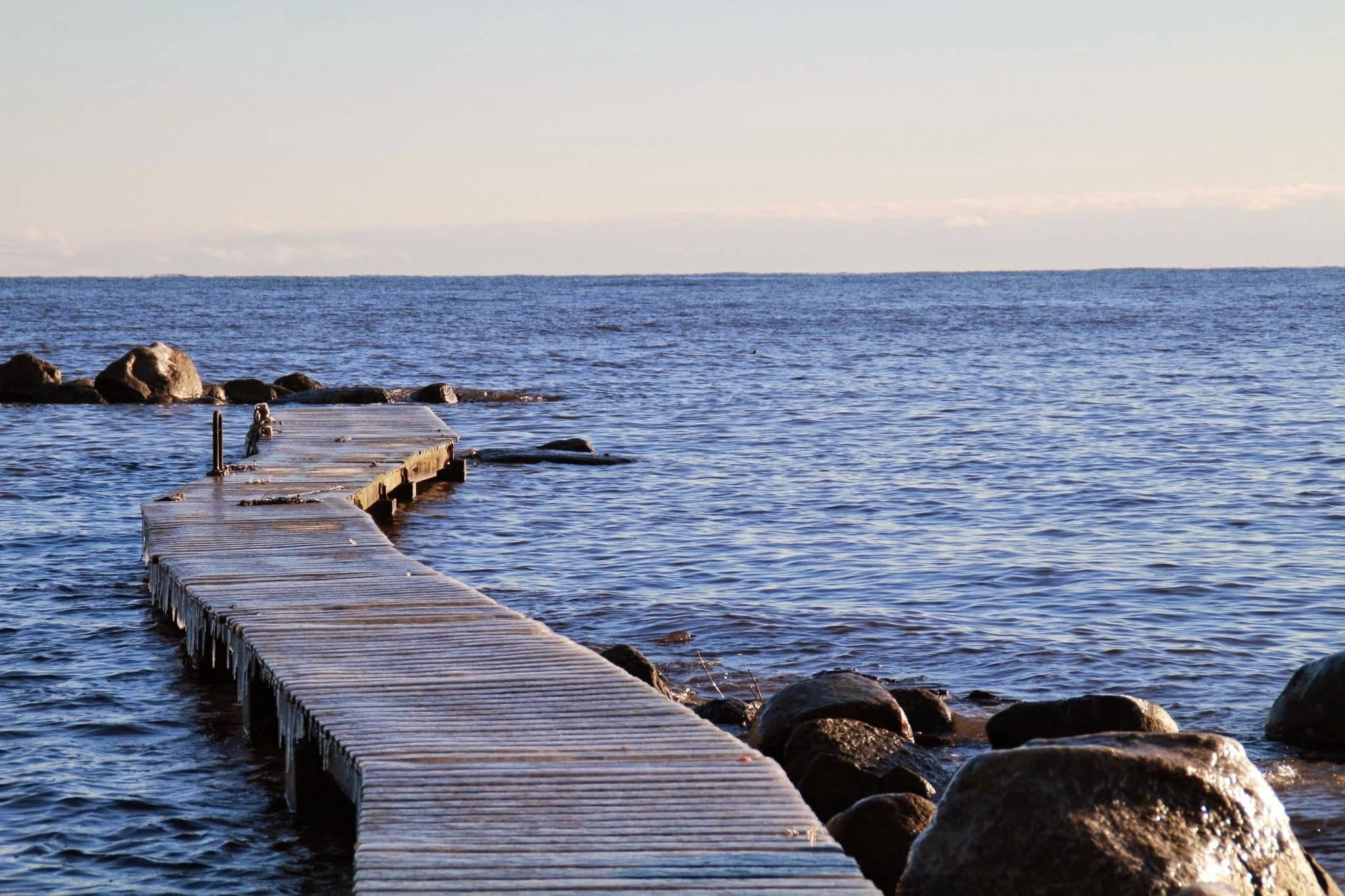 Немецкие морские побережья и отдых на берегу озер