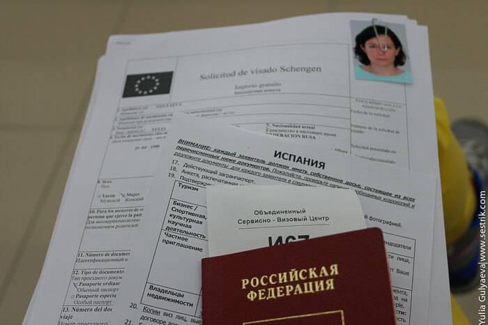 Что такое виза d в испанию, и как её получить?