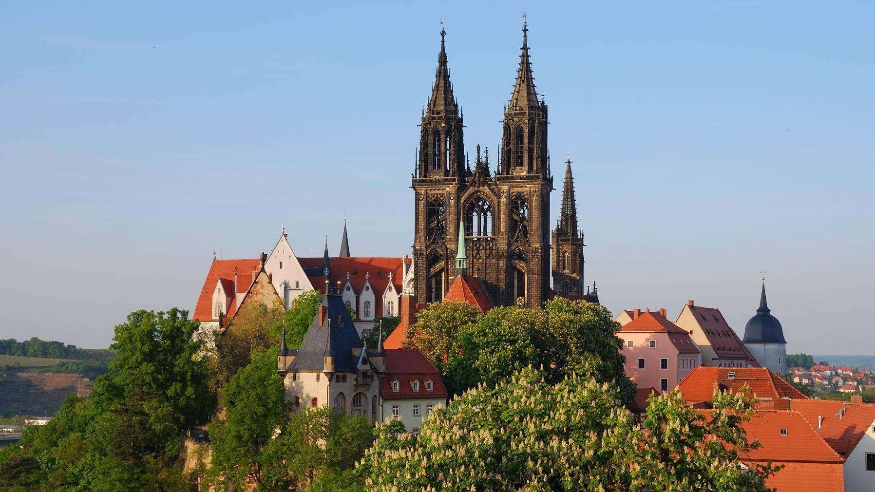 Немецкая дорога сказок: по следам красной шапочки, бременских музыкантов и спящей красавицы