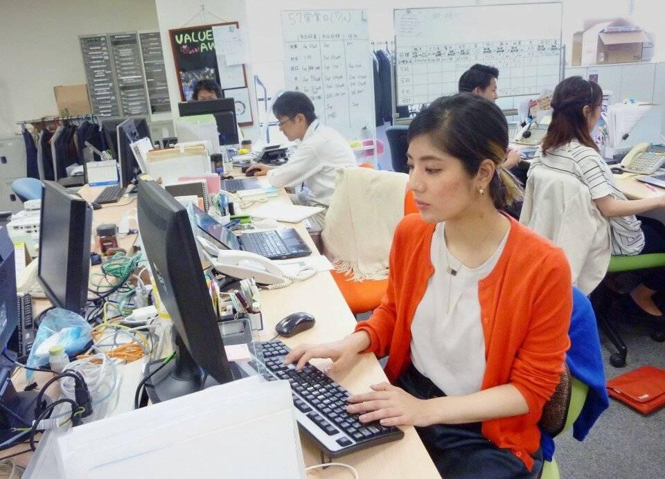 Работа и вакансии в японии