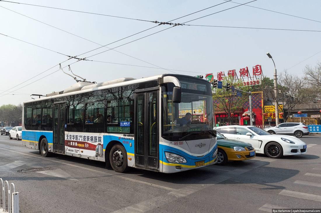 Транспорт в китае (трафик)