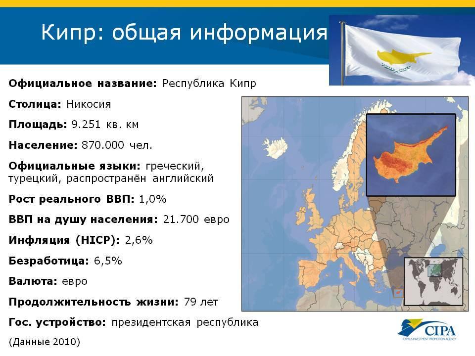 Где находится кипр и какая это страна, почему его путают с грецией