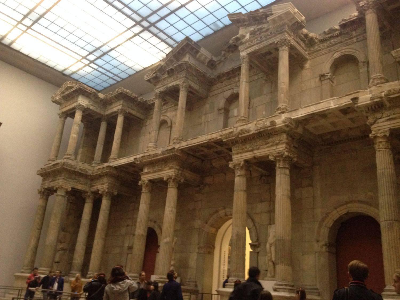 Пергамон – самый популярный музей Германии