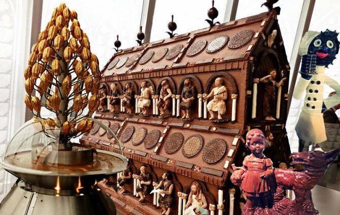 Музей шоколада (кёльн) — википедия