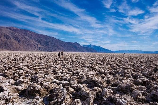Почему так называется национальный парк долина смерти