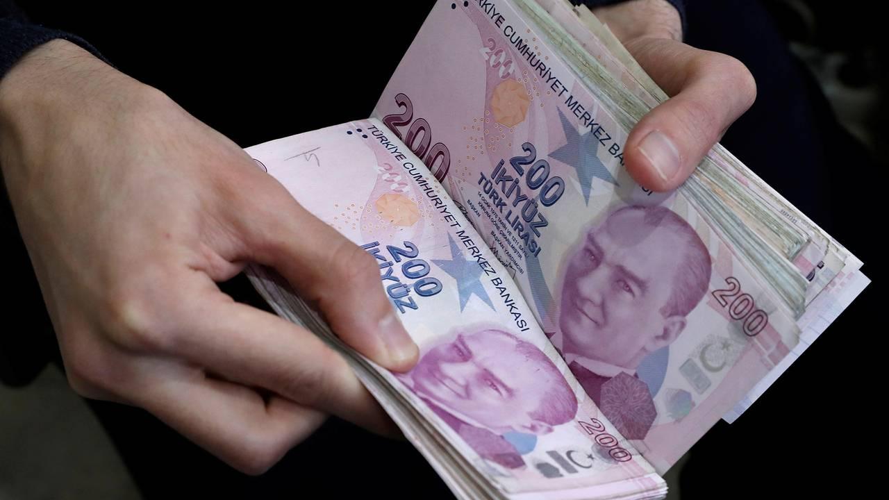 Обмен валюты в турции