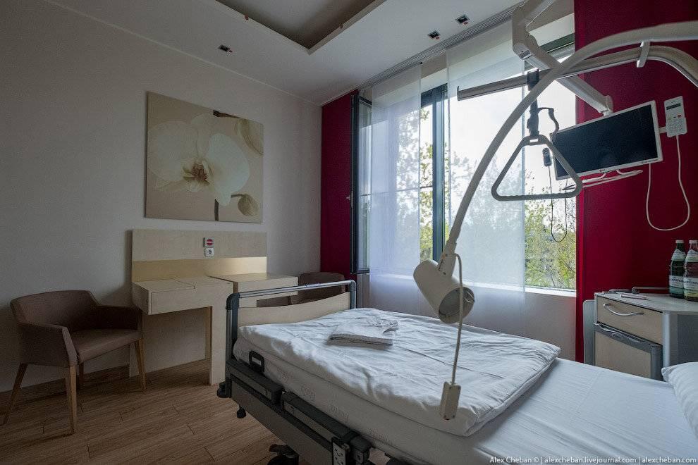 На лечение в берлинскую клинику шарите — руководство для пациентов