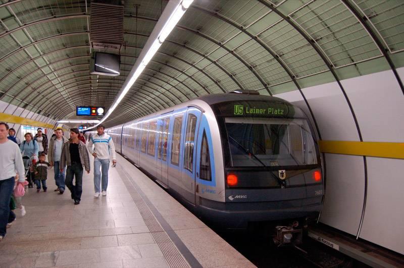 Описание метрополитена в берлине и советы по его использованию