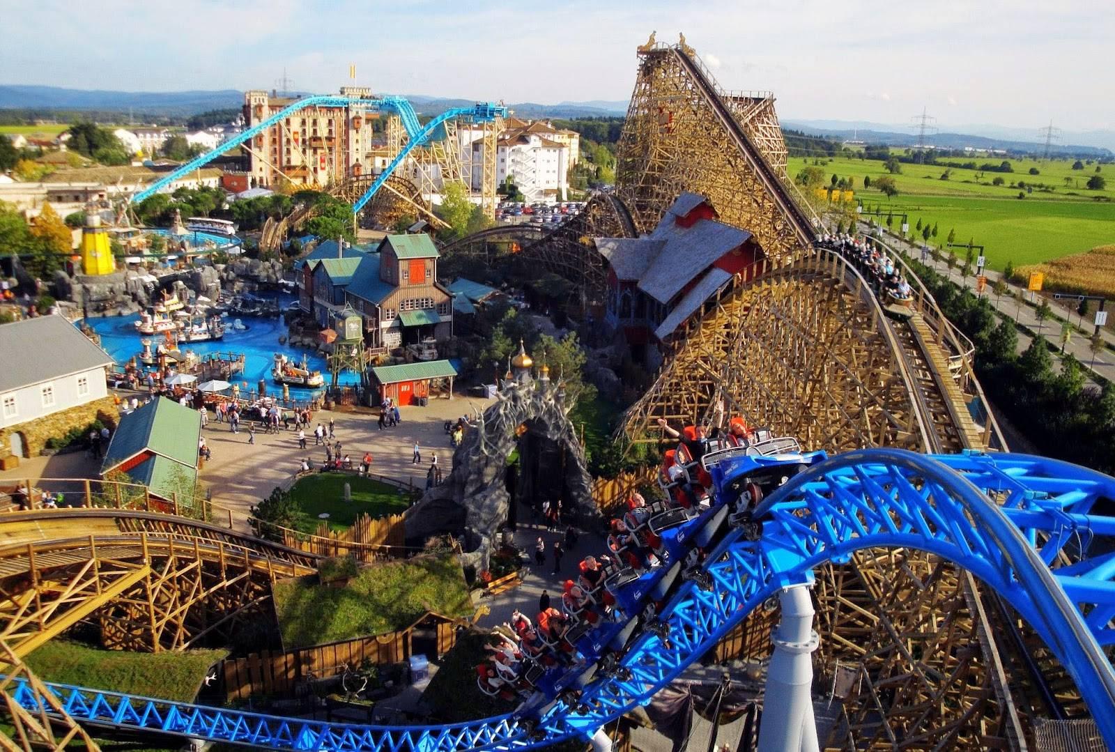 Европа парк в германии — аттракционы и развлечения для всех – так удобно!  traveltu.ru
