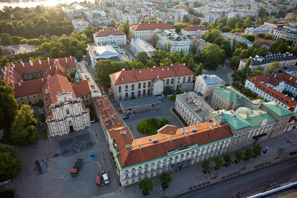 Университеты варшавы: как бесплатно получить высшее образование