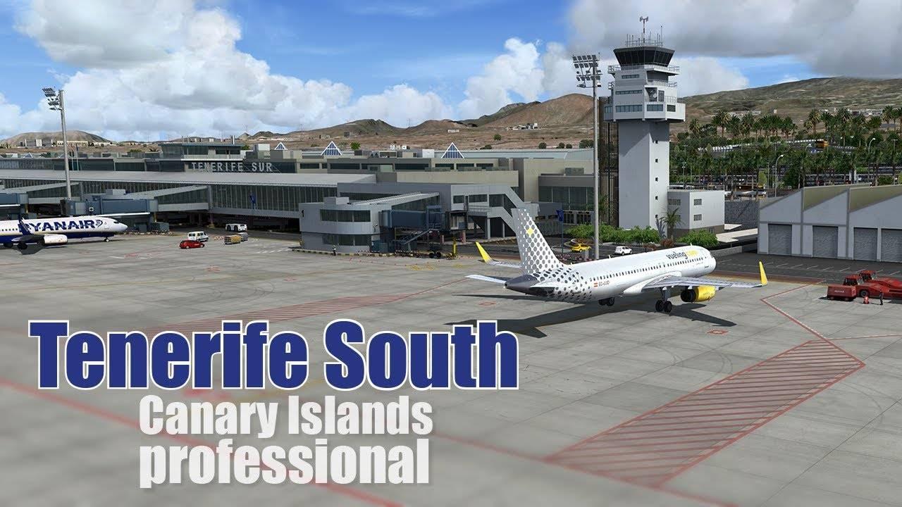 Международные аэропорты испании — список