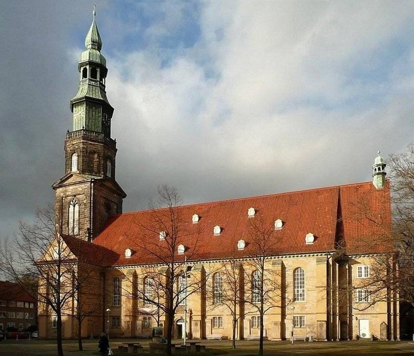 Ганновер — город в германии | достопримечательности ганновера