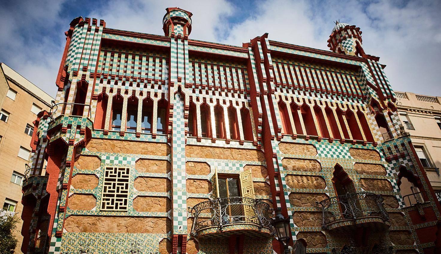 Дом висенс   / чертежи архитектурных памятников, сооружений и объектов - наглядная история архитектуры и стилей