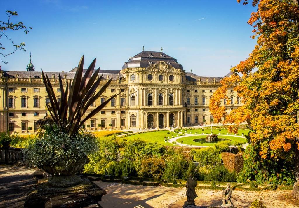 Что стоит посмотреть в вюрцбурге? самые интересные места.