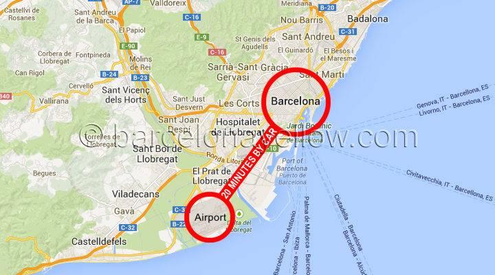 Барселона — жирона
