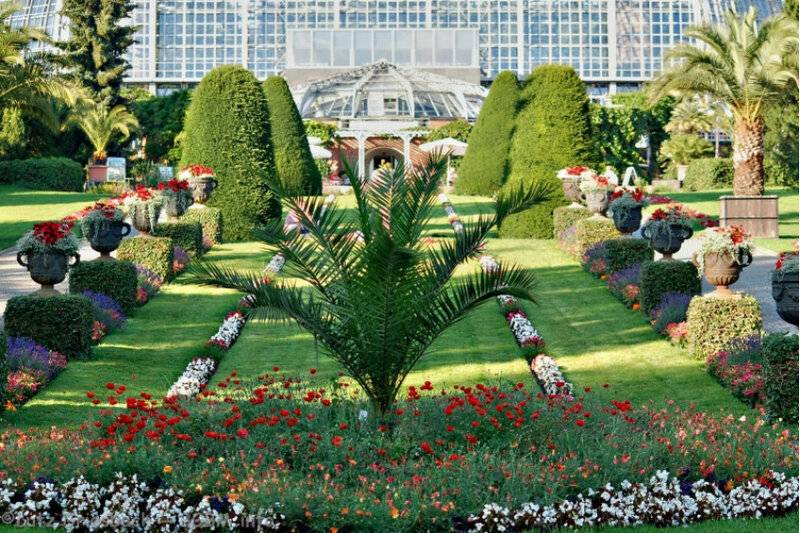 Wikizero - ботанический сад (берлин)