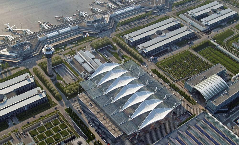 Аэропорт мюнхена franz josef strauß — как добраться в центр города, схема и терминалы, онлайн табло и авиакомпании
