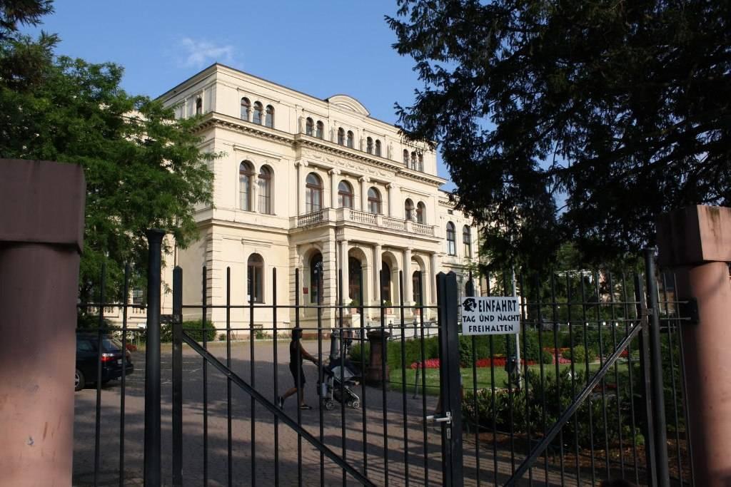 Франкфуртский зоопарк в городе франкфурт-на-майне