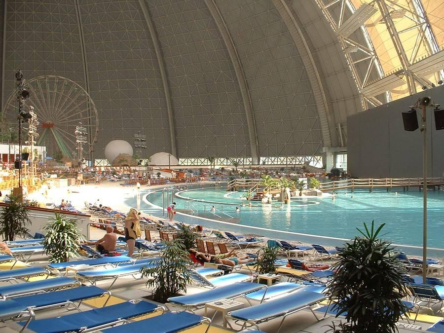 Новый рейтинг 10 лучших аквапарков в мире